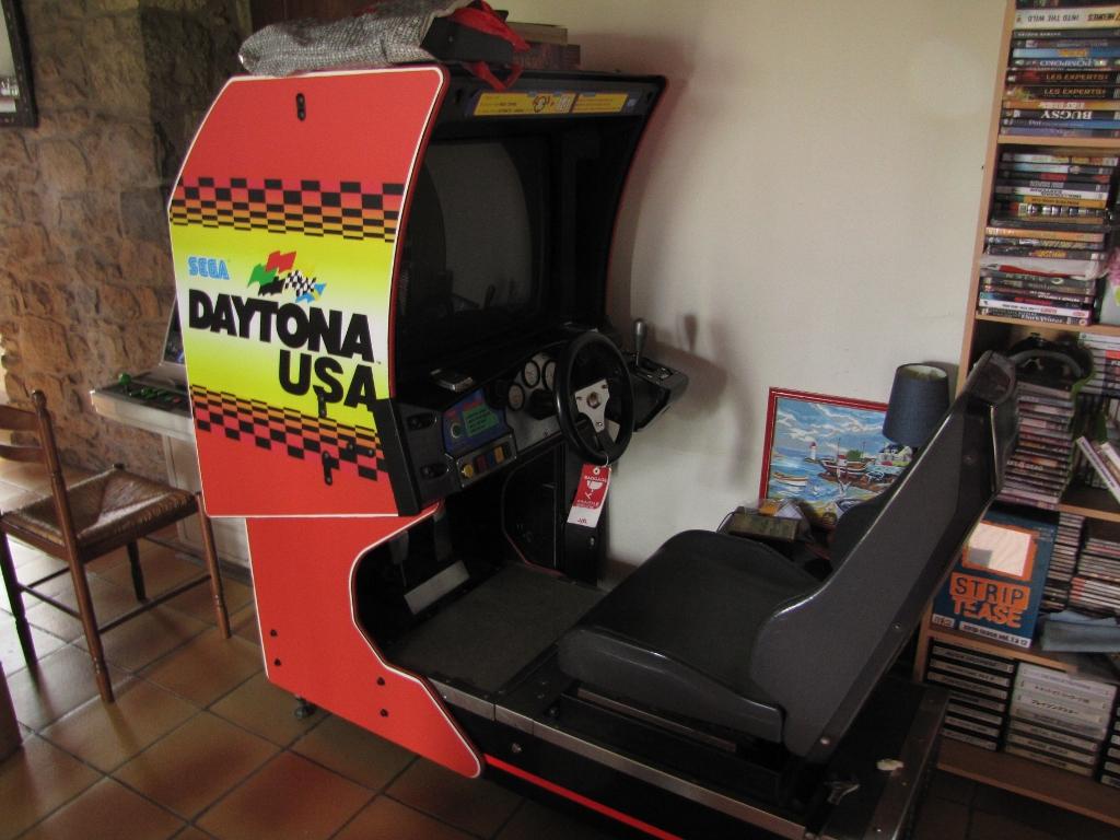 borne arcade daytona usa